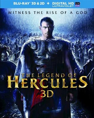 The Legend of Hercules (Blu-ray + Digital) (3D)