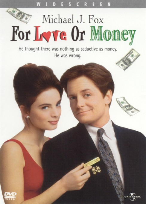 For Love Or Money (DVD) - image 1 of 1