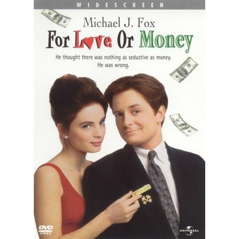 9f0044fc31f7 For Love Or Money (DVD)   Target
