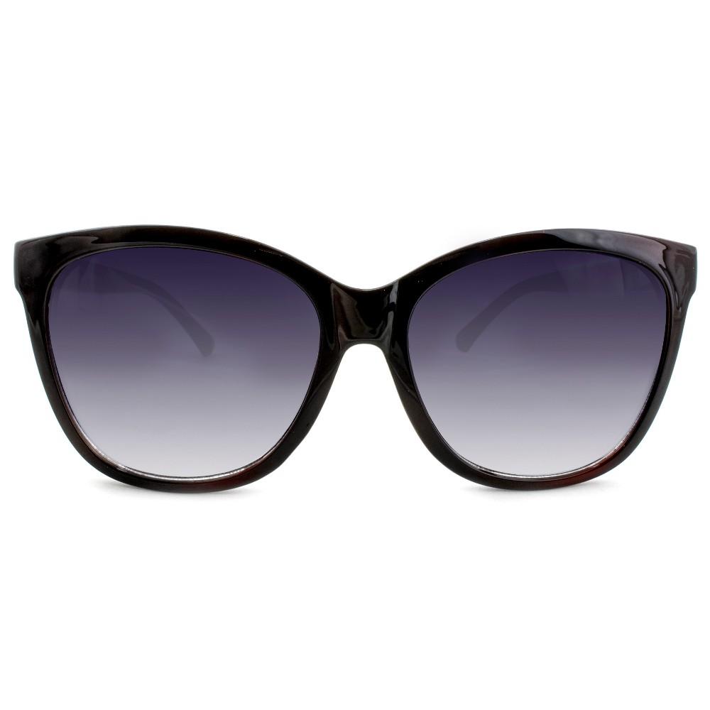 Women's Square Sunglasses - A New Day Gray
