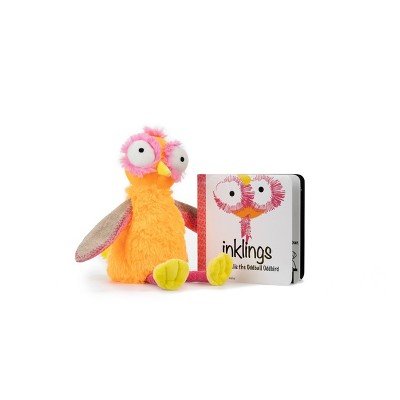 Inklings Ollie Baby Plush and Infant Novel Book Set