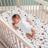 Lambs & Ivy Lion King Adventure Baby Crib Bedding Set - 3pc - image 4 of 4
