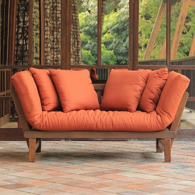Westlake Convertible Sofa Daybed with Cushion - Cambridge Casual
