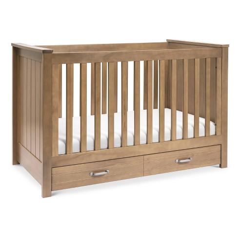 Davinci Asher 3 In 1 Convertible Crib