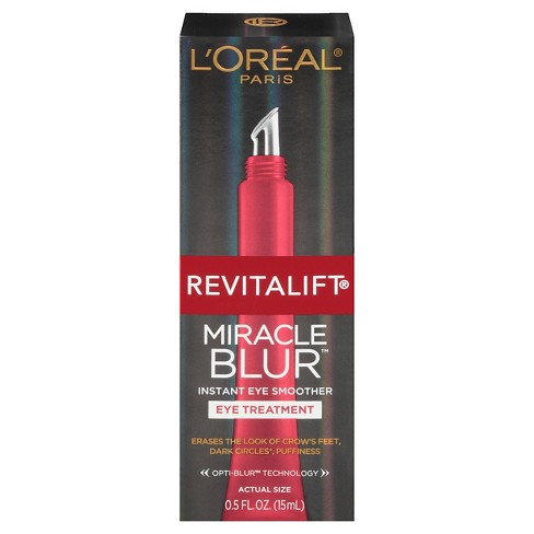 L'Oreal® Paris Revitalift® Miracle Blur™ Instant Eye Smoother .5 fl oz - image 1 of 4