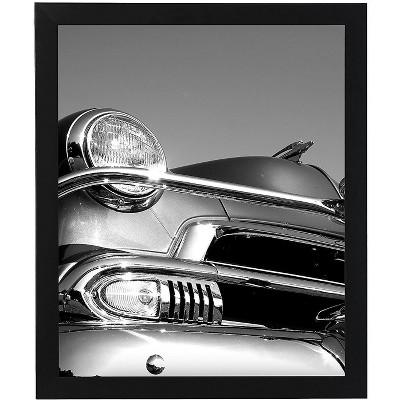 Americanflat Poster Frame | Polished Plexiglass. Hanging Hardware Included!