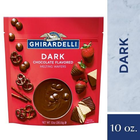 Ghirardelli Dark Chocolate Melting Wafers - 10oz - image 1 of 4