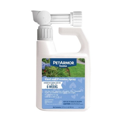 Pet Armor Home Premise Spray for Dogs & Cats