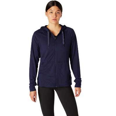 ASICS Women's Tech Full-Zip Hoodie Training Apparel 2032B849