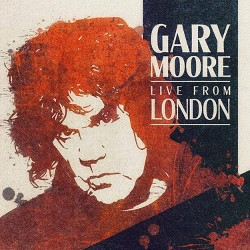 Moore Gary - Live From London (Blue Transparent Vinyl)