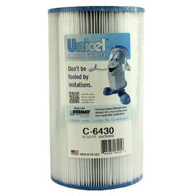 Unicel C-6430 Hot Springs Watkins Hot Tub and Spa Replacement Filter Cartridge