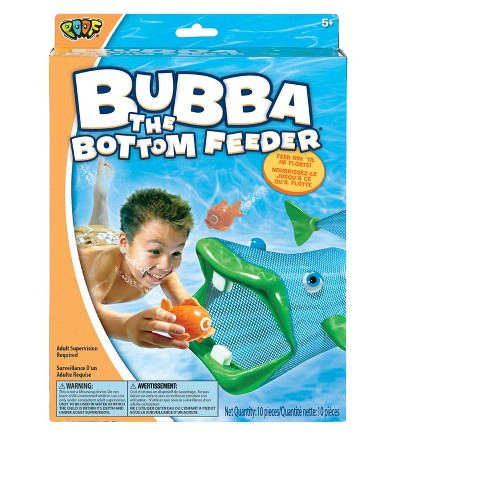 POOF Pool Toys Bubba The Bottom Feeder - image 1 of 2
