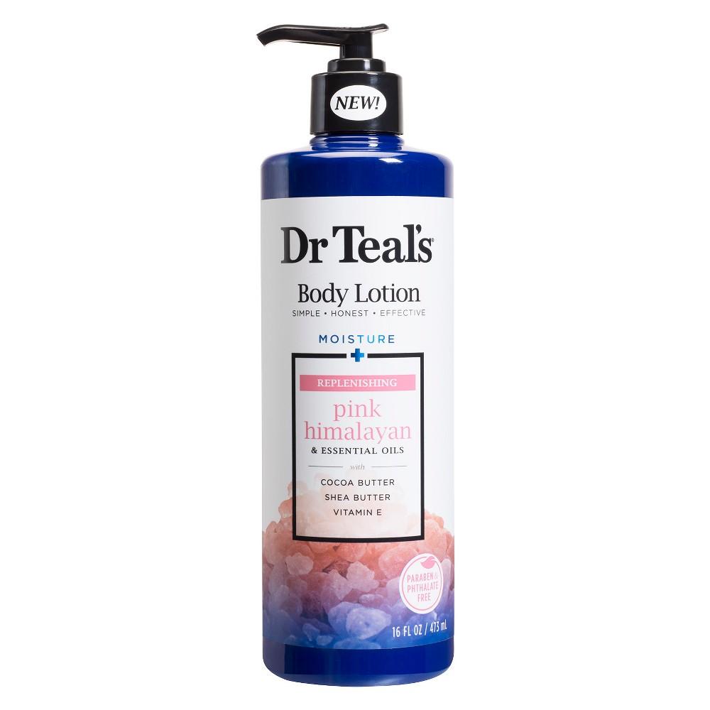 Dr Teals Pink Himalayan Body Lotion - 16oz