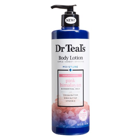 Dr Teals Pink Himalayan Body Lotion - 16oz - image 1 of 1
