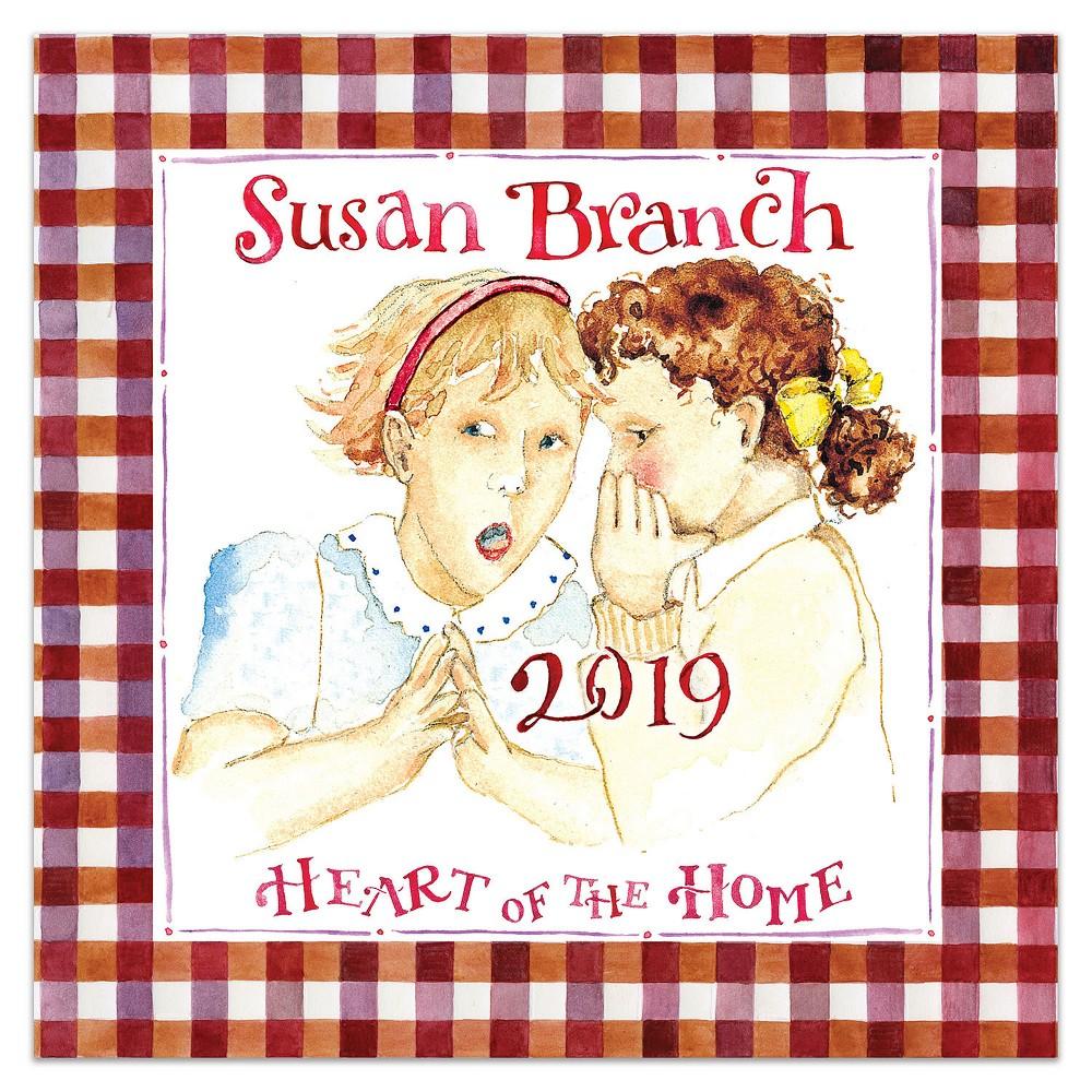 2019 Wall Calendar Susan Branch - TF Publishing, 2019 Tf Publishing Susan Branch Mini Calendar