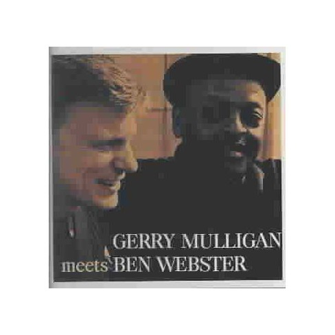 Gerry Mulligan - Meets Ben Webster (CD) - image 1 of 1