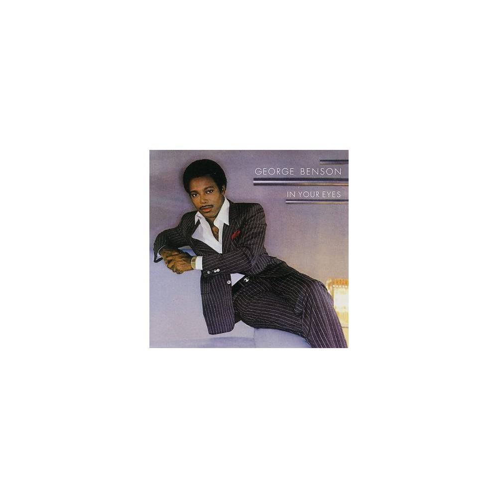 George Benson - In Your Eyes (CD)
