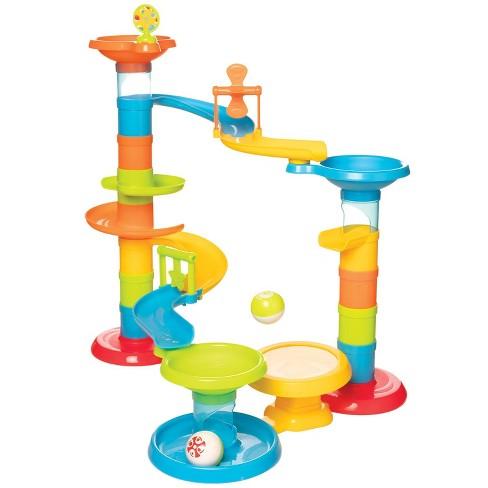 Manhattan Toy Stack, Drop & Pop! Preschool Activity Toy - image 1 of 3