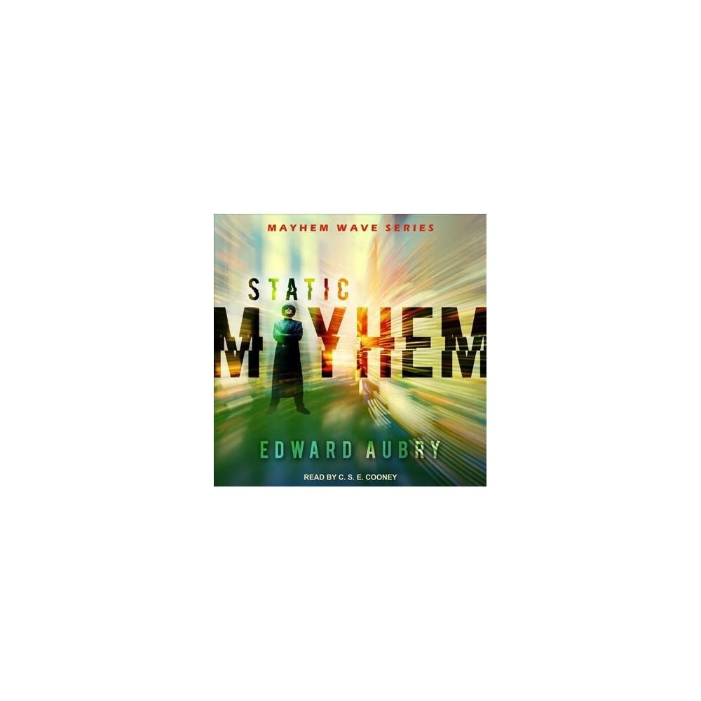 Static Mayhem - (Mayhem Wave) by Edward Aubry (MP3-CD)