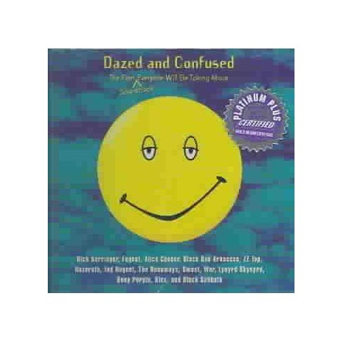 Dazed and Confused - Dazed and Confused (OST) (CD) - image 1 of 1
