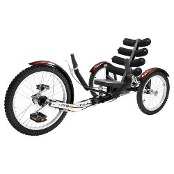 "Mobo Adult Shift 20"" Three Wheeled Cruiser"