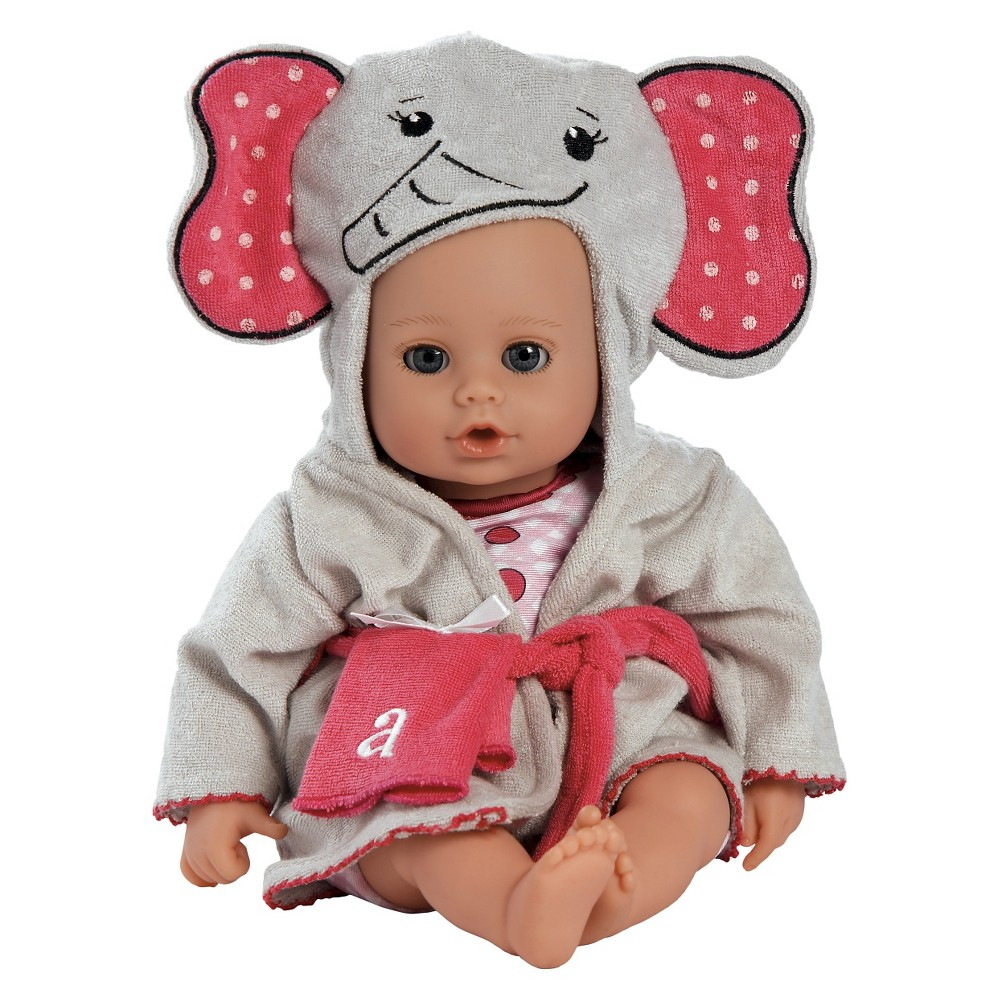 Adora BathTime Doll Baby - Elephant