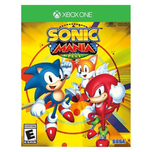 Sonic Mania Plus - Xbox One - image 1 of 4