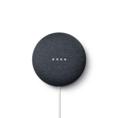 Google Nest Mini (2nd Generation)- Charcoal