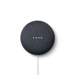 Google Nest Mini (2nd Generation) - Charcoal