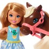 Barbie Club Chelsea Doll and Brown Pony - image 3 of 4