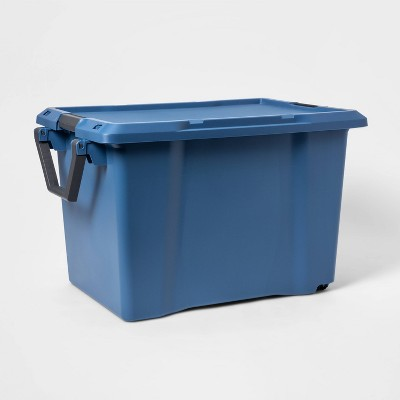 Extra Large Wheeled Latching Tote - Made By Design™