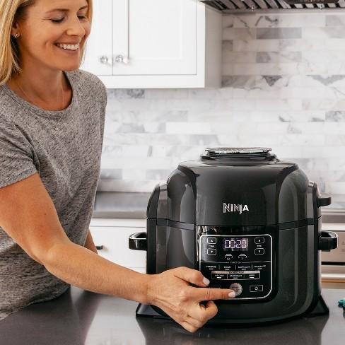 Ninja Foodi Tendercrisp Pressure Cooker Op301 Target