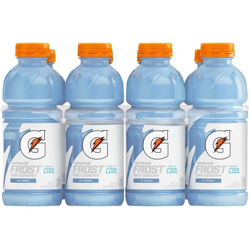 Gatorade Icy Charge Sports Drink - 8pk/20 fl oz Bottles - image 1 of 6