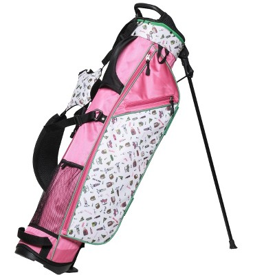 Glove It Women's Nine & Wine Mini Golf Carry Bag with Stand