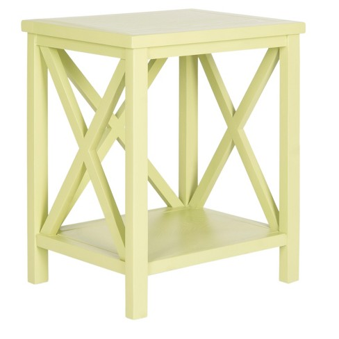 Catania End Table - Safavieh® - image 1 of 4