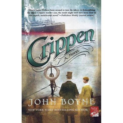 Crippen - by  John Boyne (Paperback) - image 1 of 1