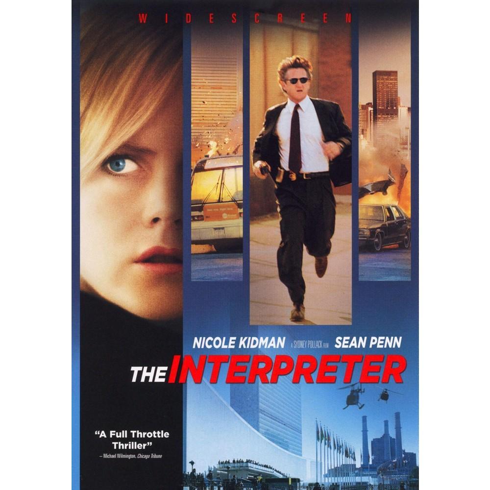 The Interpreter Dvd