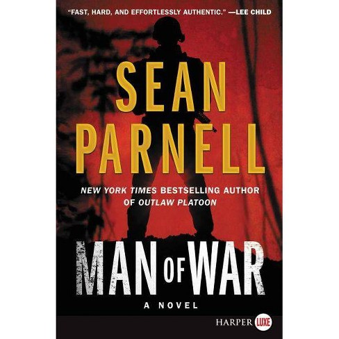 Man of War - (Eric Steele) by  Sean Parnell (Paperback) - image 1 of 1