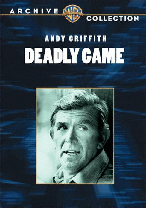 Deadly game (DVD) - image 1 of 1
