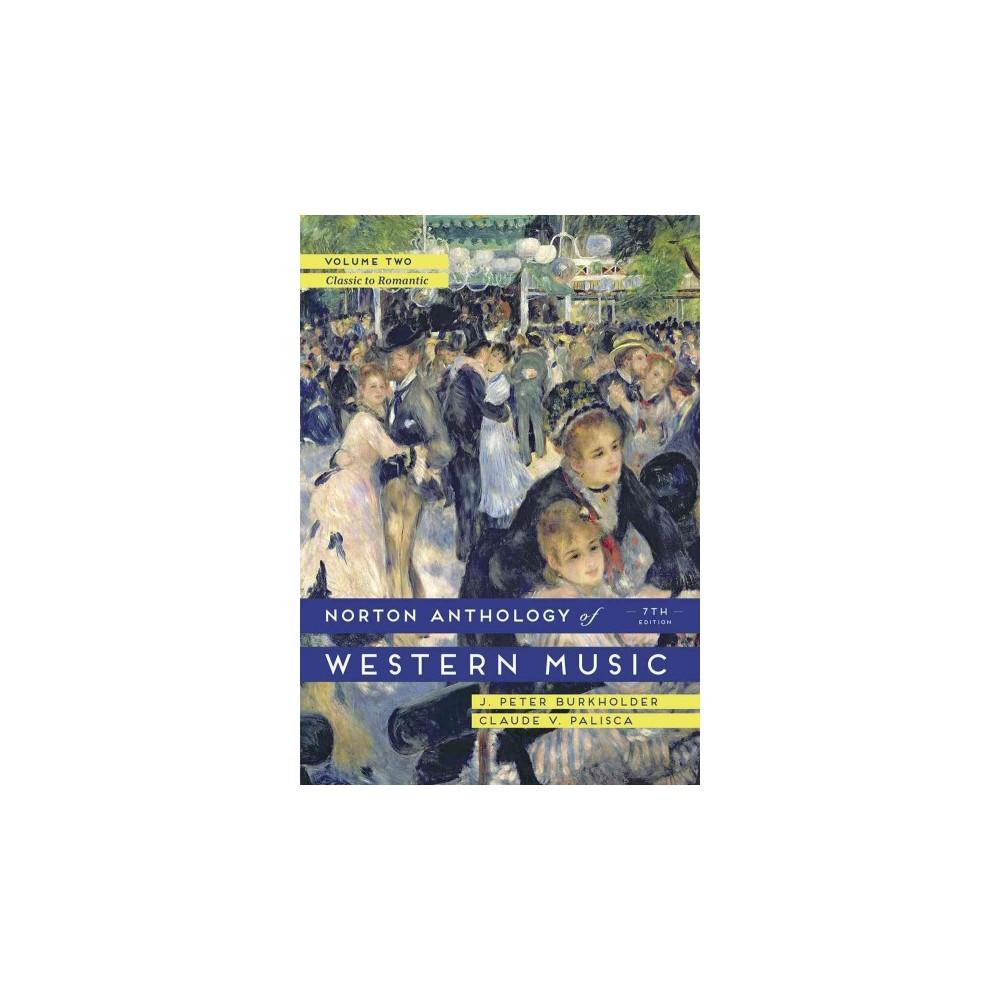 The Norton Anthology of Western Music (Paperback)
