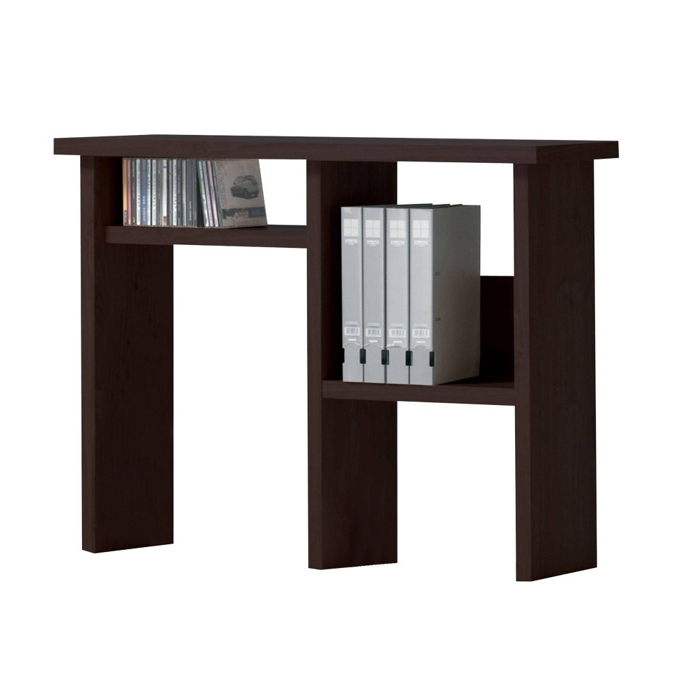 Image of Linda Computer Hutch Espresso Brown - Acme Furniture