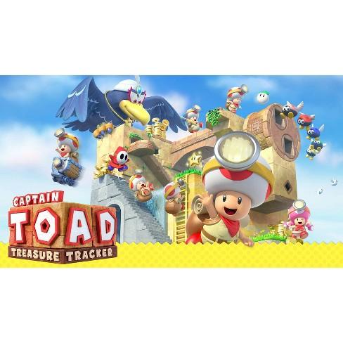 Captain Toad: Treasure Tracker - Nintendo Switch - image 1 of 4
