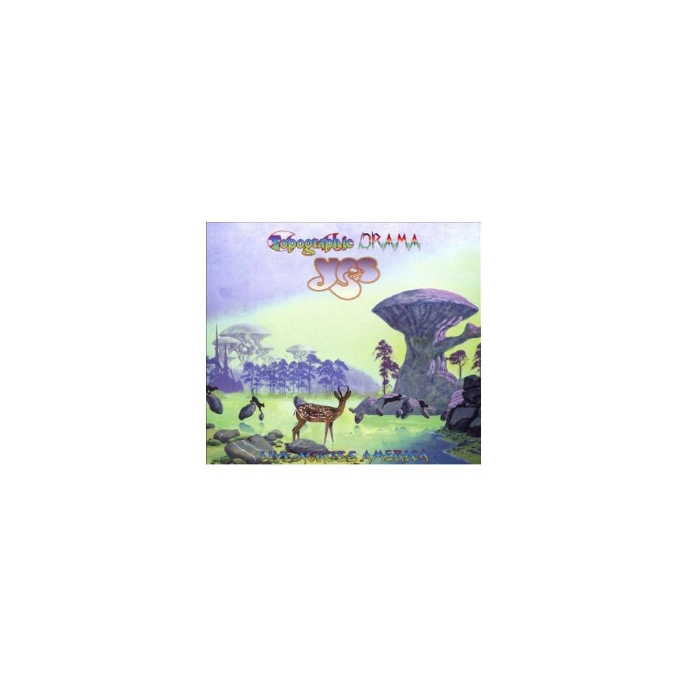 Yes - Topographic Drama:Live Across America (Vinyl)