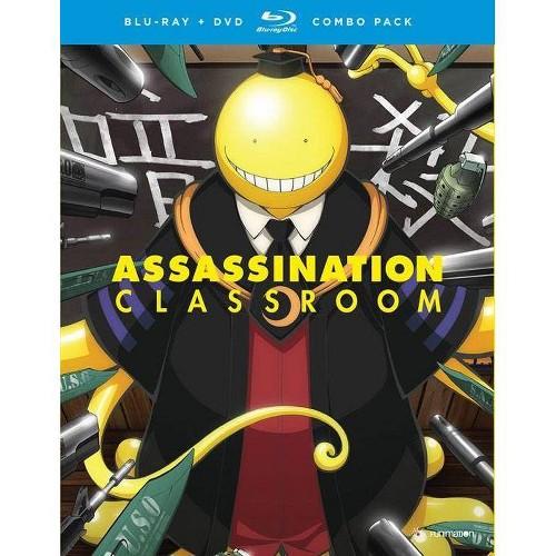 Assassination Classroom: Season 1, Part 2 (Blu-ray)