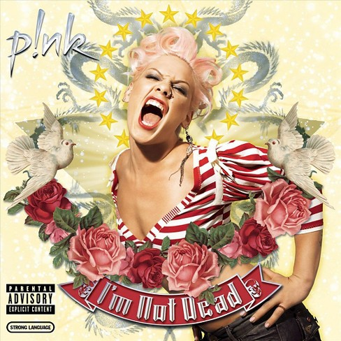 Pink - I'm Not Dead (CD) - image 1 of 2