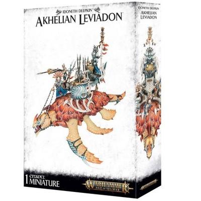 Age of Sigmar Akhelian Leviadon Miniatures Box Set