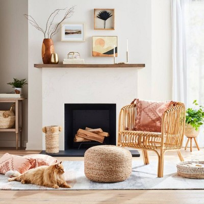 Light & Natural Living Room Collection