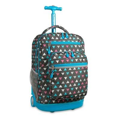"J World 20"" Sundance Laptop Rolling Backpack"