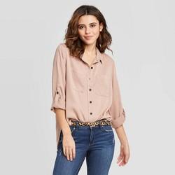 Women's Long Sleeve Button-Down Shirt - Universal Thread™