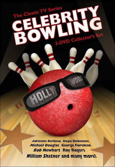 Celebrity bowling (DVD) - image 1 of 1